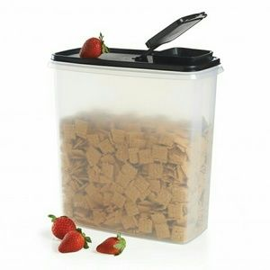 Tupperware cereal  storage